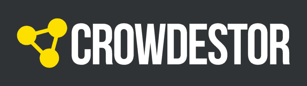 Crowdestor Review Logo