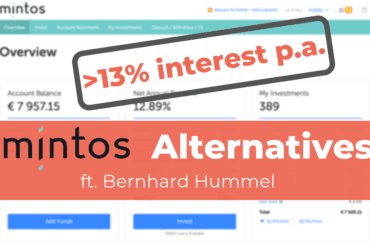 Mintos Alternatives P2P Lending Europe & UK