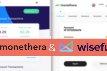 Monethera and Wisefund Experience