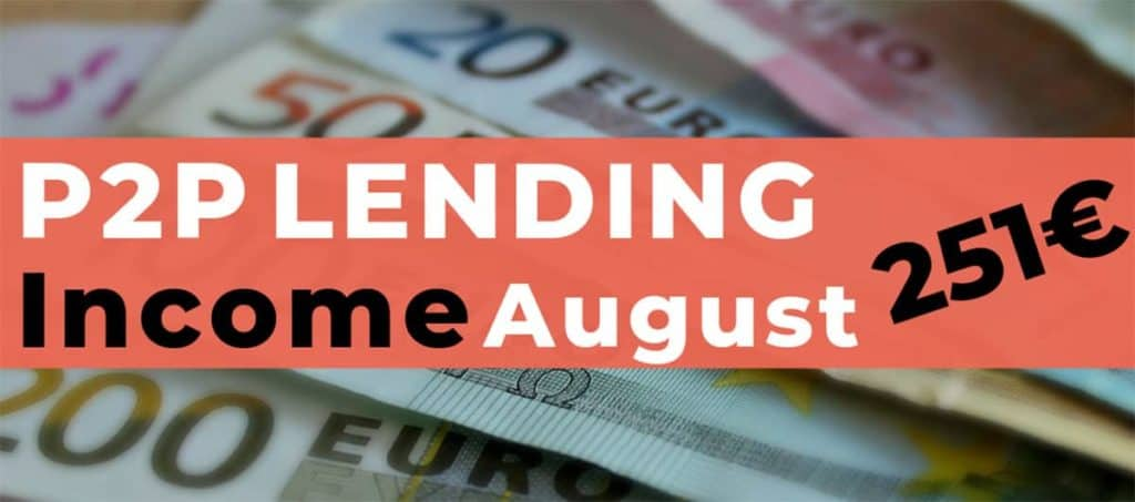 p2p lending income august 19