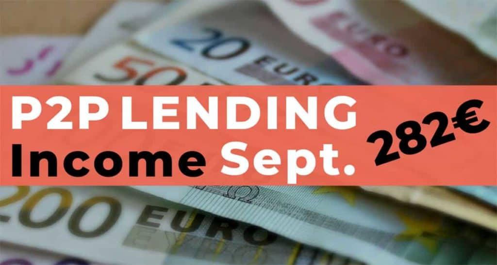 p2p lending income update september 2019