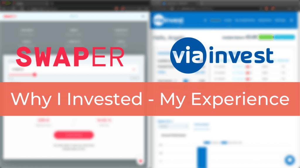 swaper p2p viainvest experience