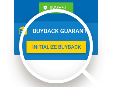 Viainvest initialize buyback