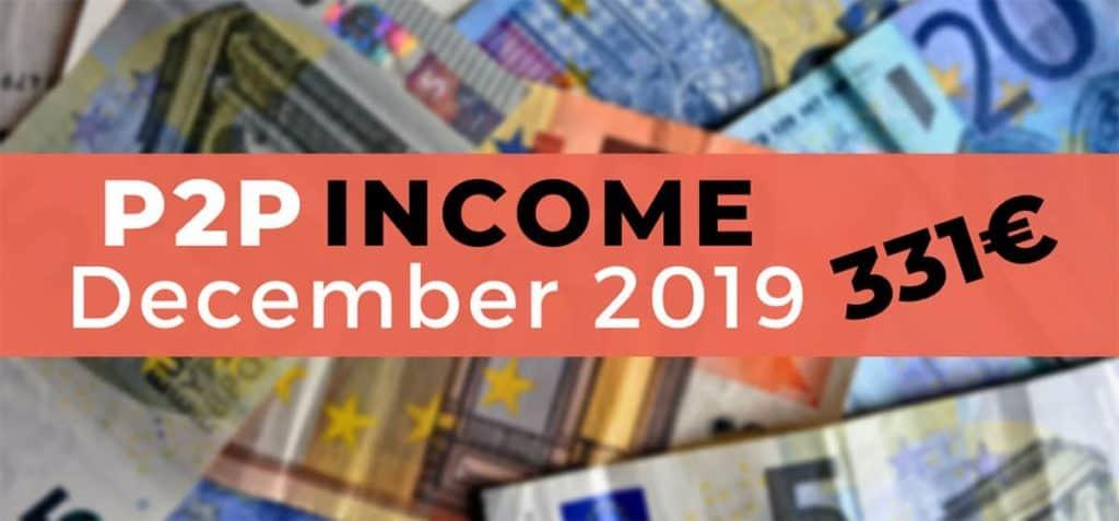 p2p lending income december 2019
